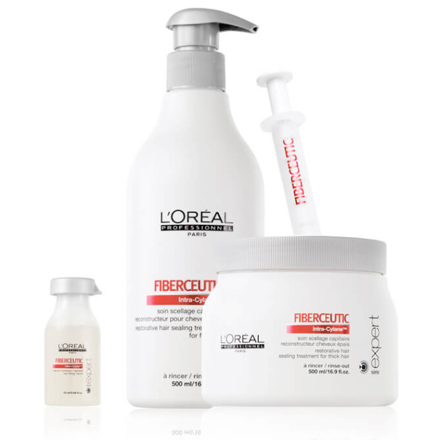 L'Oreal Fiberceutic Hair Botox - The Easiest Keratin Treatment For Damaged Hair