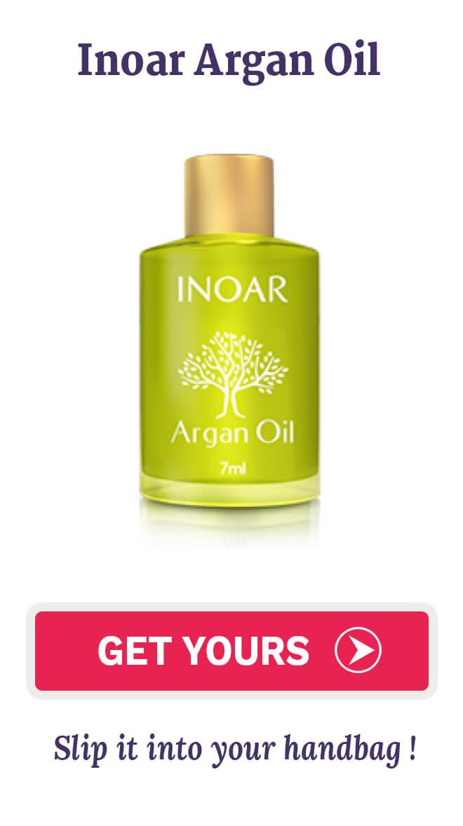 argan oil inoar 7 ml