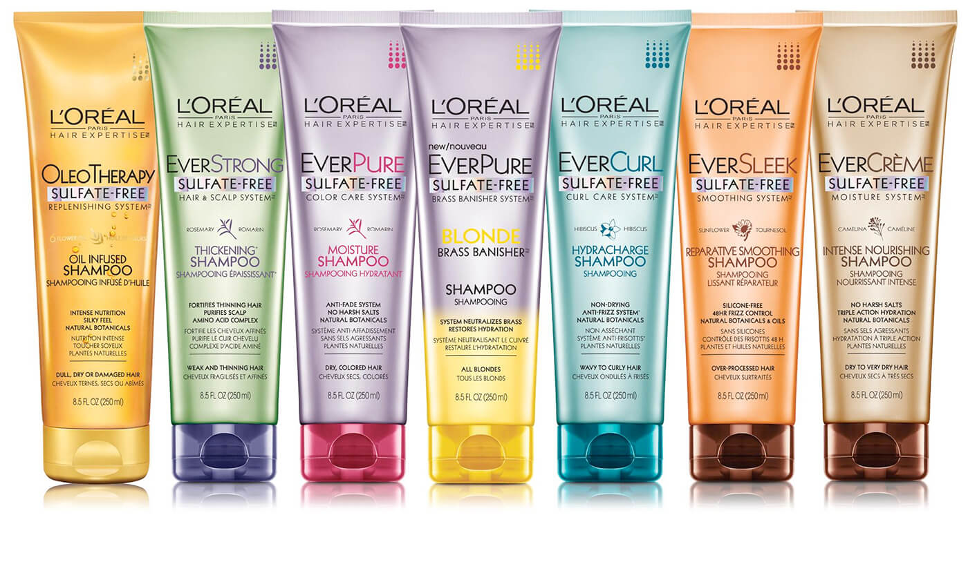 L Oreal Fiberceutic Hair Botox The Easiest Keratin