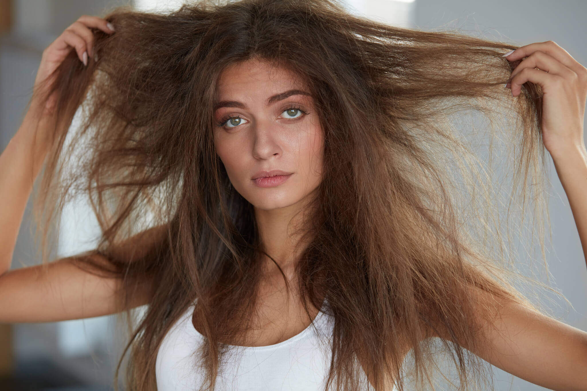 How To Fix Hard Water Hair Damage