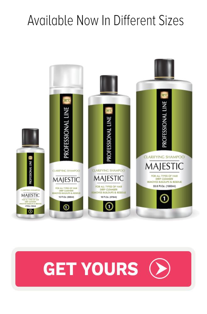 majestic shampoo clarifying treatment
