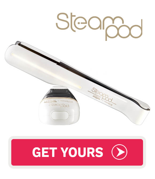 steam flat iron for african american hair