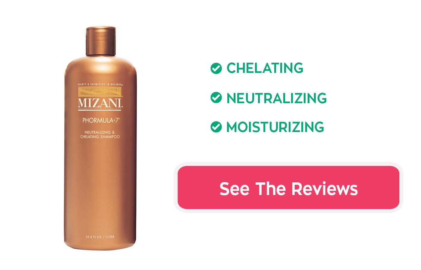 Chelating Shampoo Uk