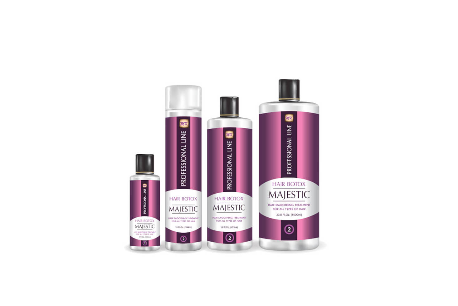 Majestic Hair Botox Treatment Review With Caviar Collagen And Keratin